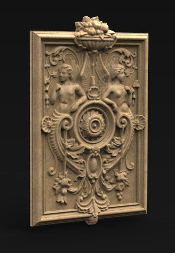 Decorative marble 2   3D model