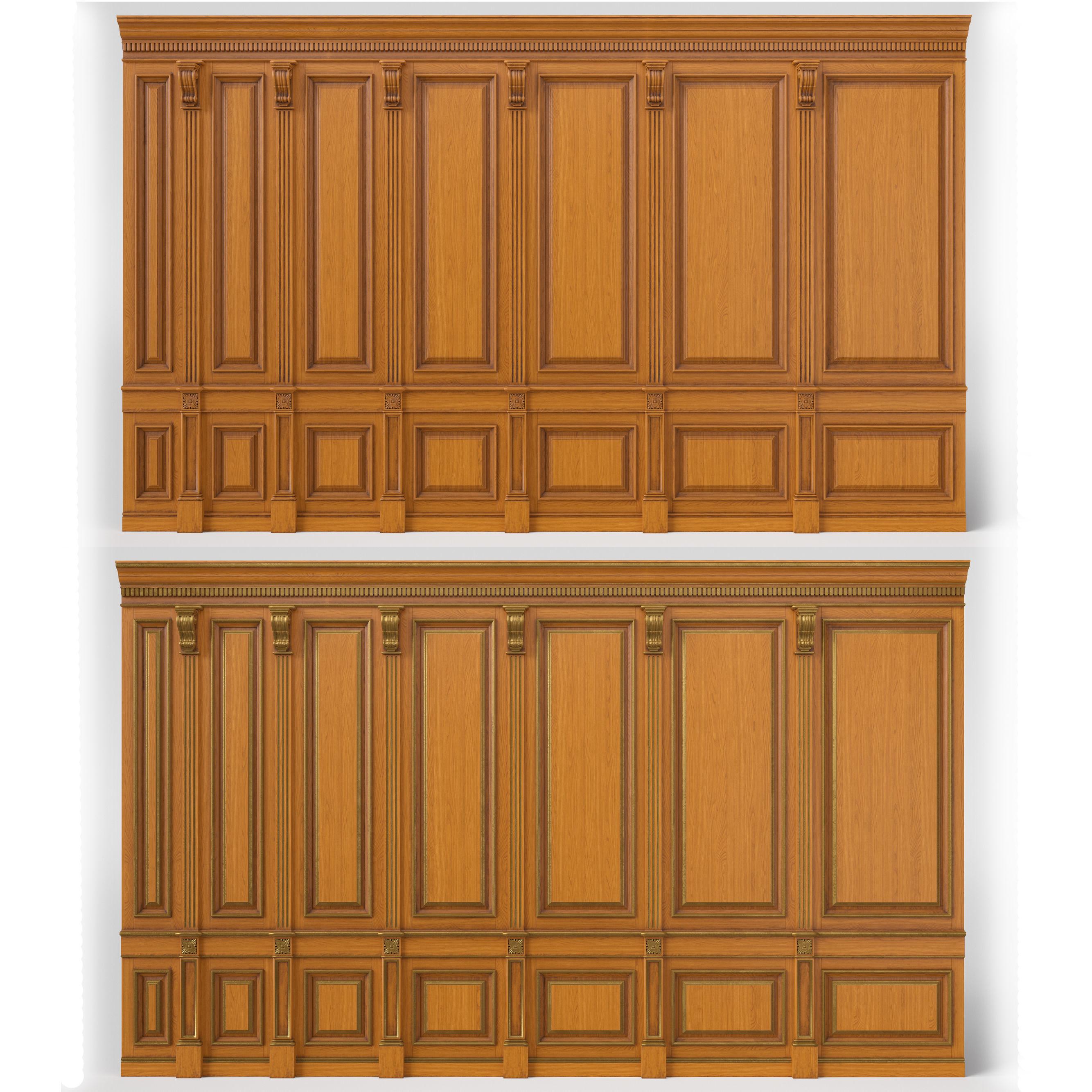 wooden panel 02 06