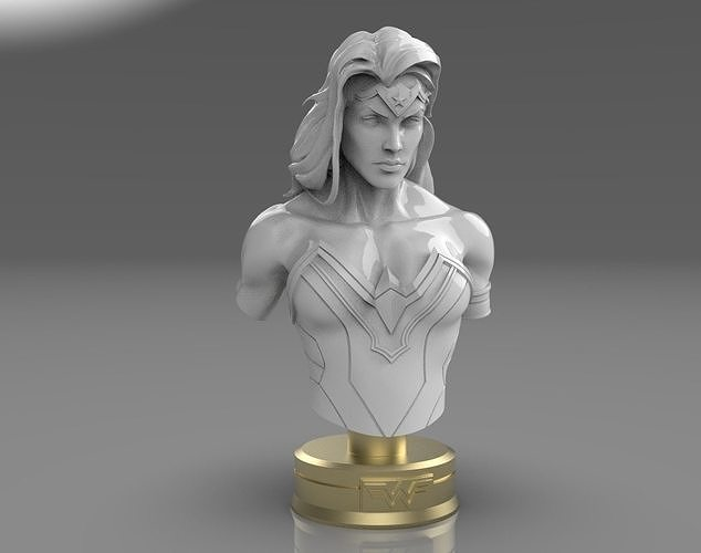 Wonder Woman Bust