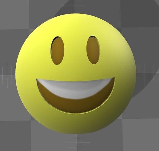 emoji 3d model obj mtl fbx wrl wrz 1