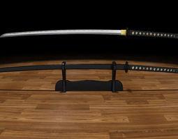 3D printable model Katana Musashi