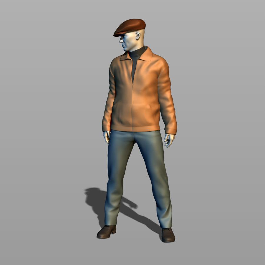 Man in a cap