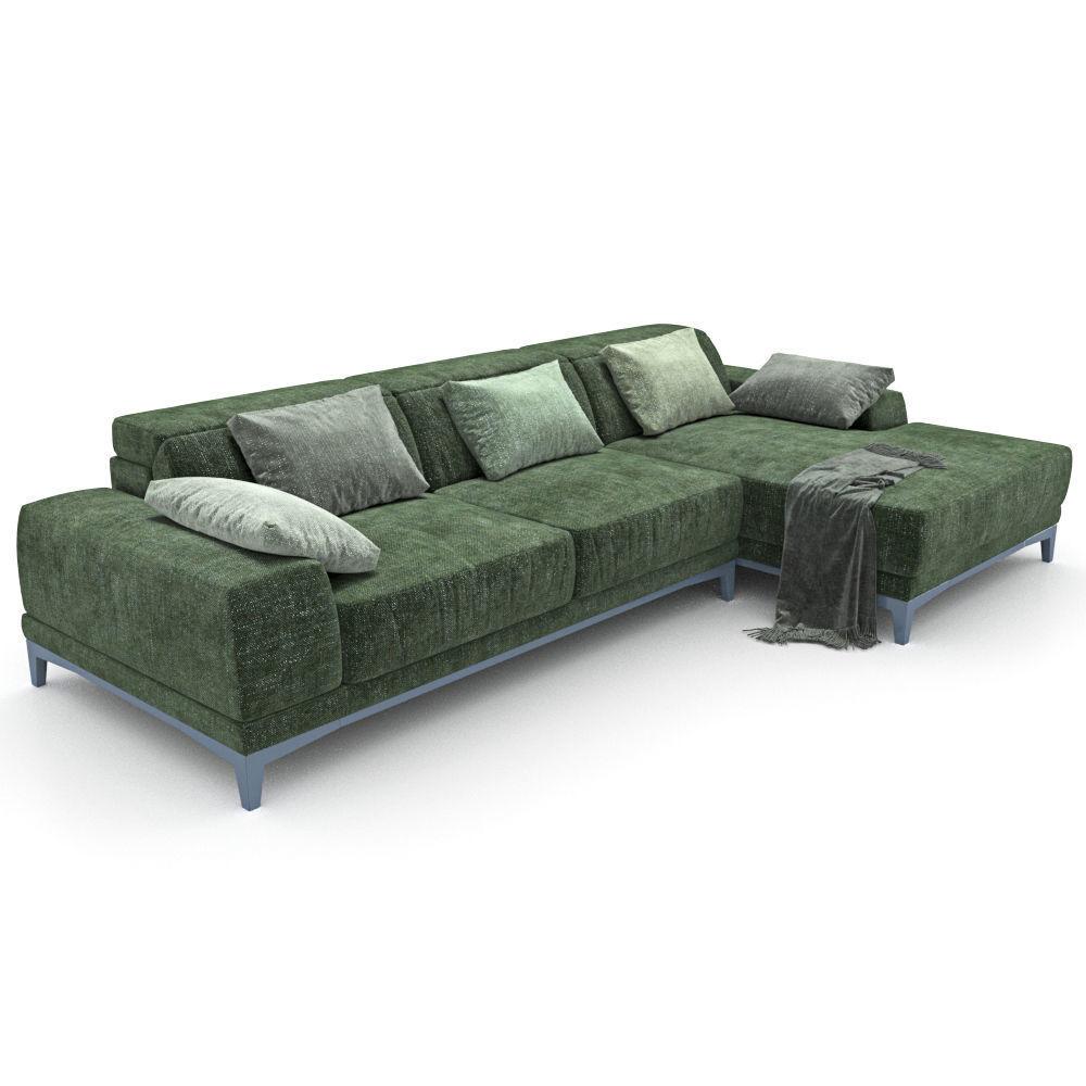 19 Sofa natuzzi borghese 2826 3