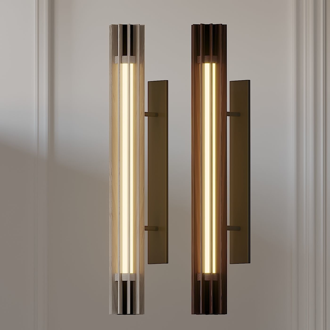 BEACON 30 Wall SCONCE by Allied Maker