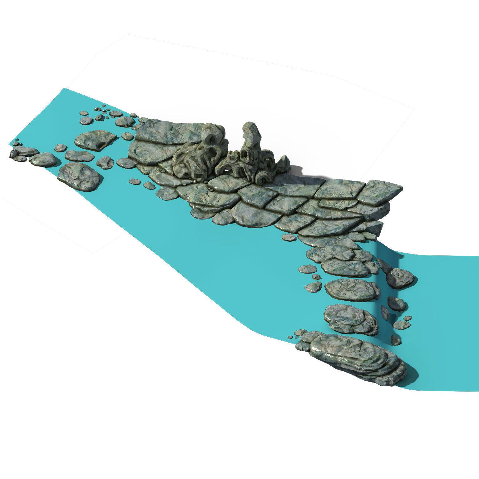 The coast of Taihu Lake - Rock 02