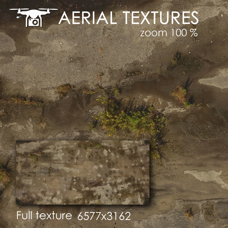 Aerial texture 307