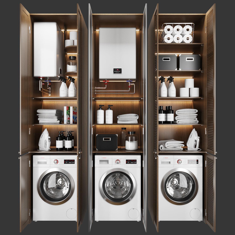 Laundry set 3