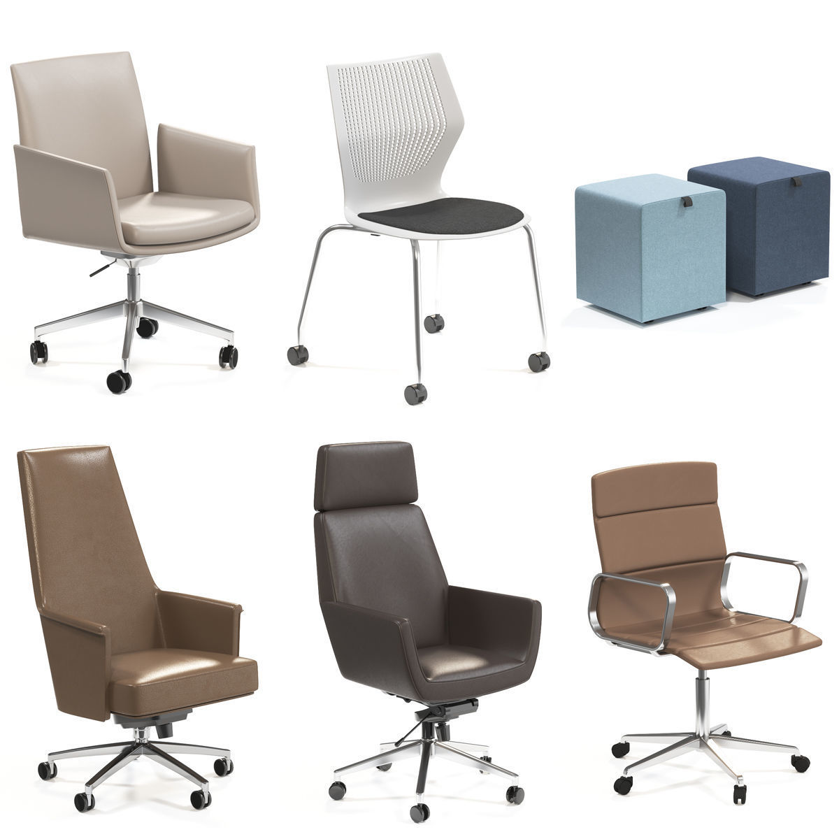 Office Chair Stool Collection