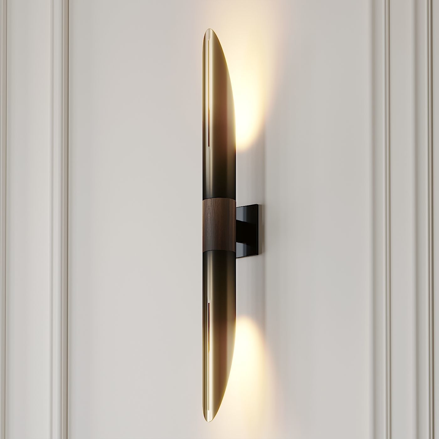VOYAGER 33 inch Wall SCONCE by Allied Maker