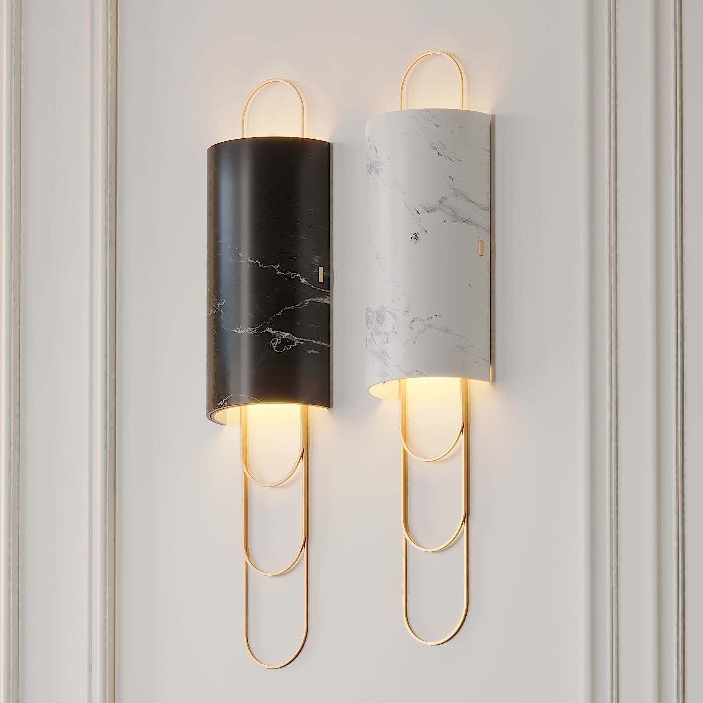 Niagara Wall Sconce by Ginger and Jagger