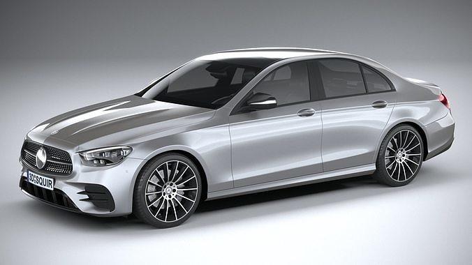 Mercedes E-Class Sedan AMG line 2021