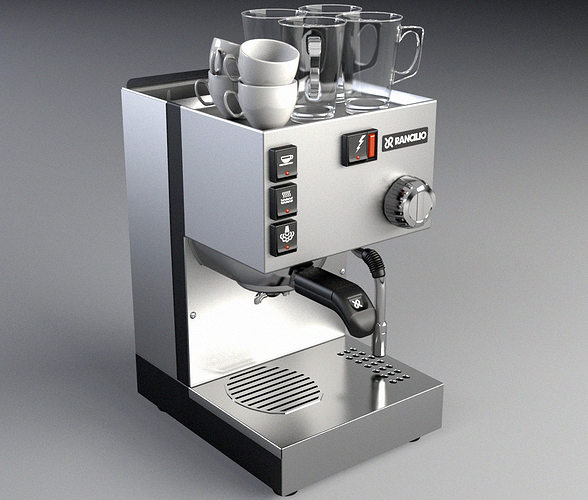 home pump espresso machines use single chamber
