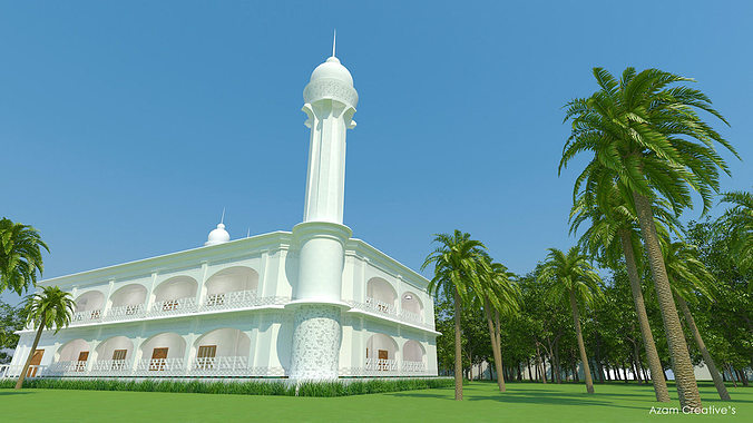 3d Masjid – HD Wallpapers