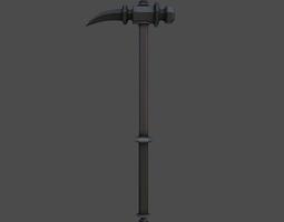 Knight hammer 3D model