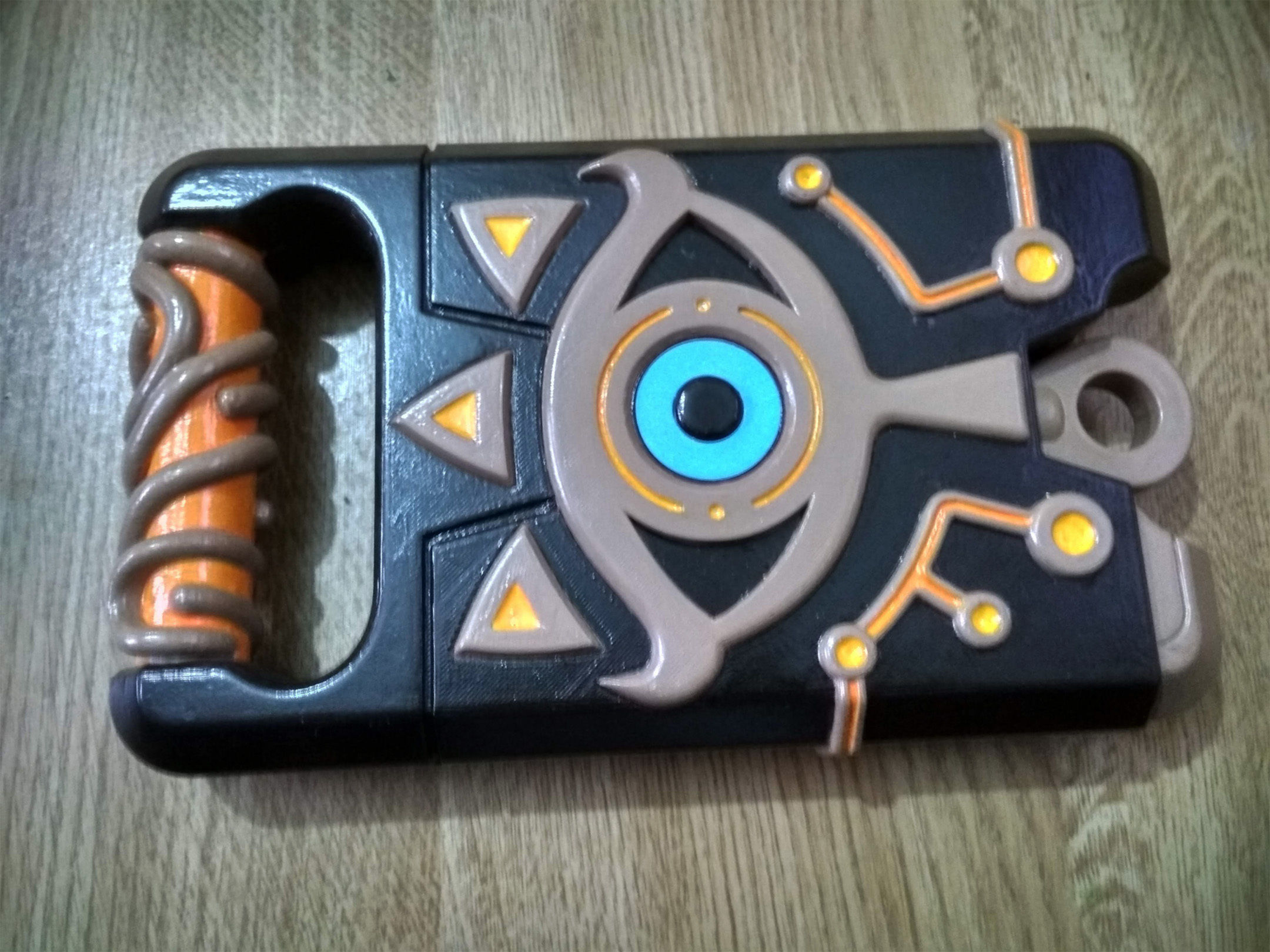 The Sheikah slate from Zelda Breath of the wild