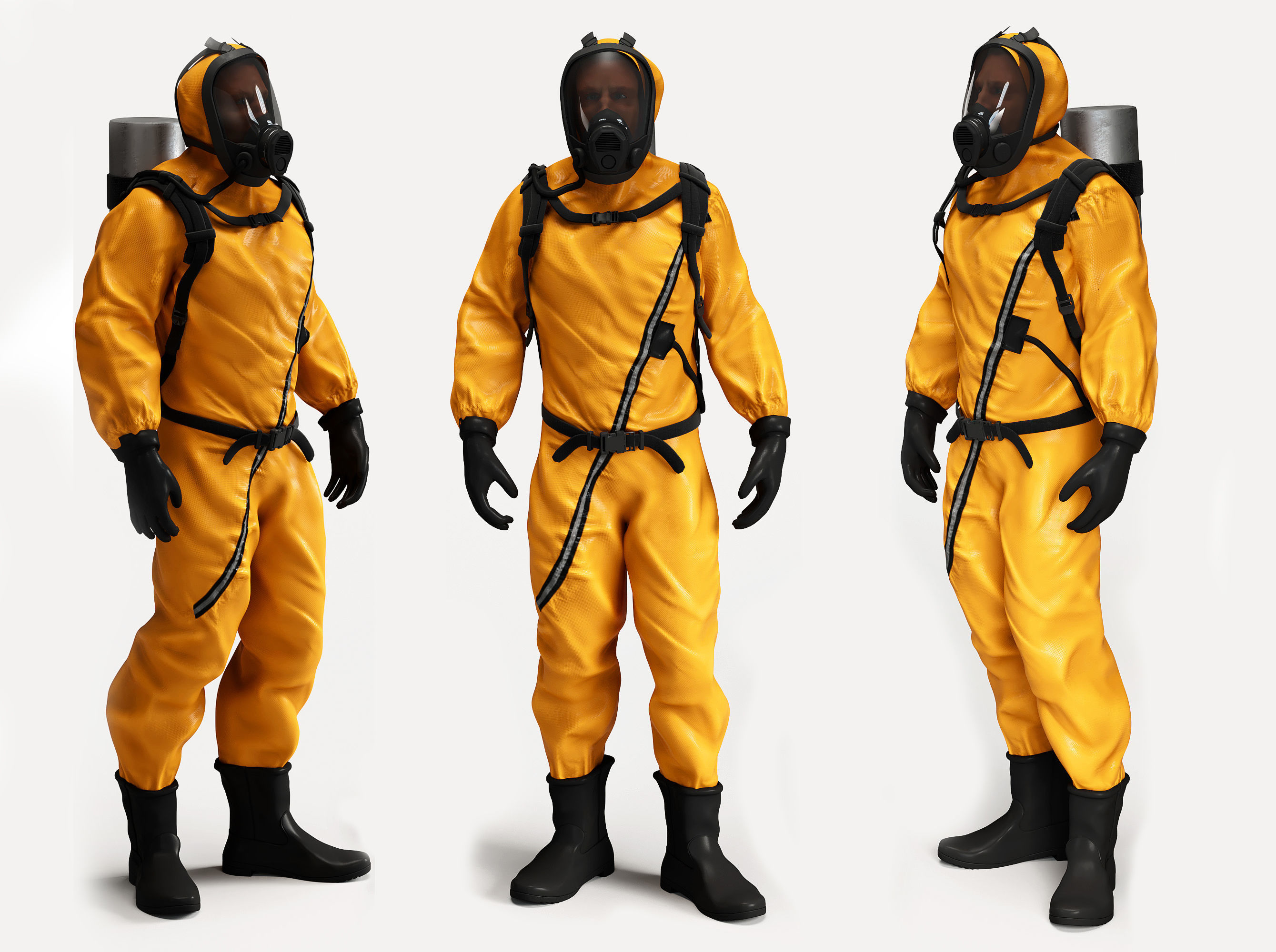Biological Protection Suit