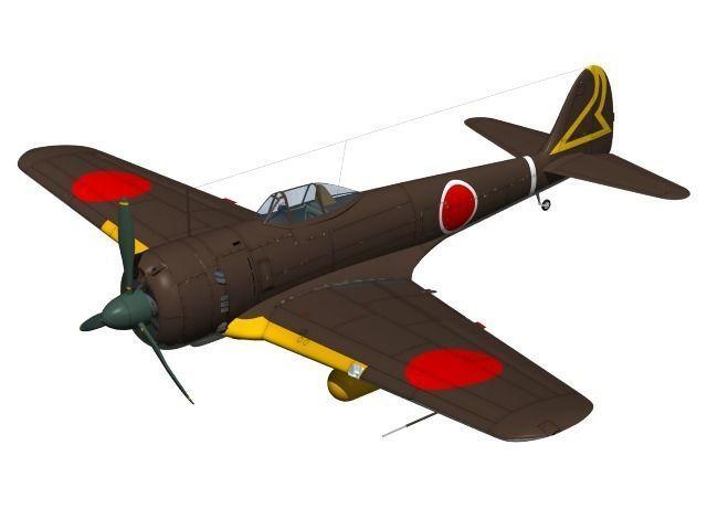 Ki43 Hayabusa type3 oscar
