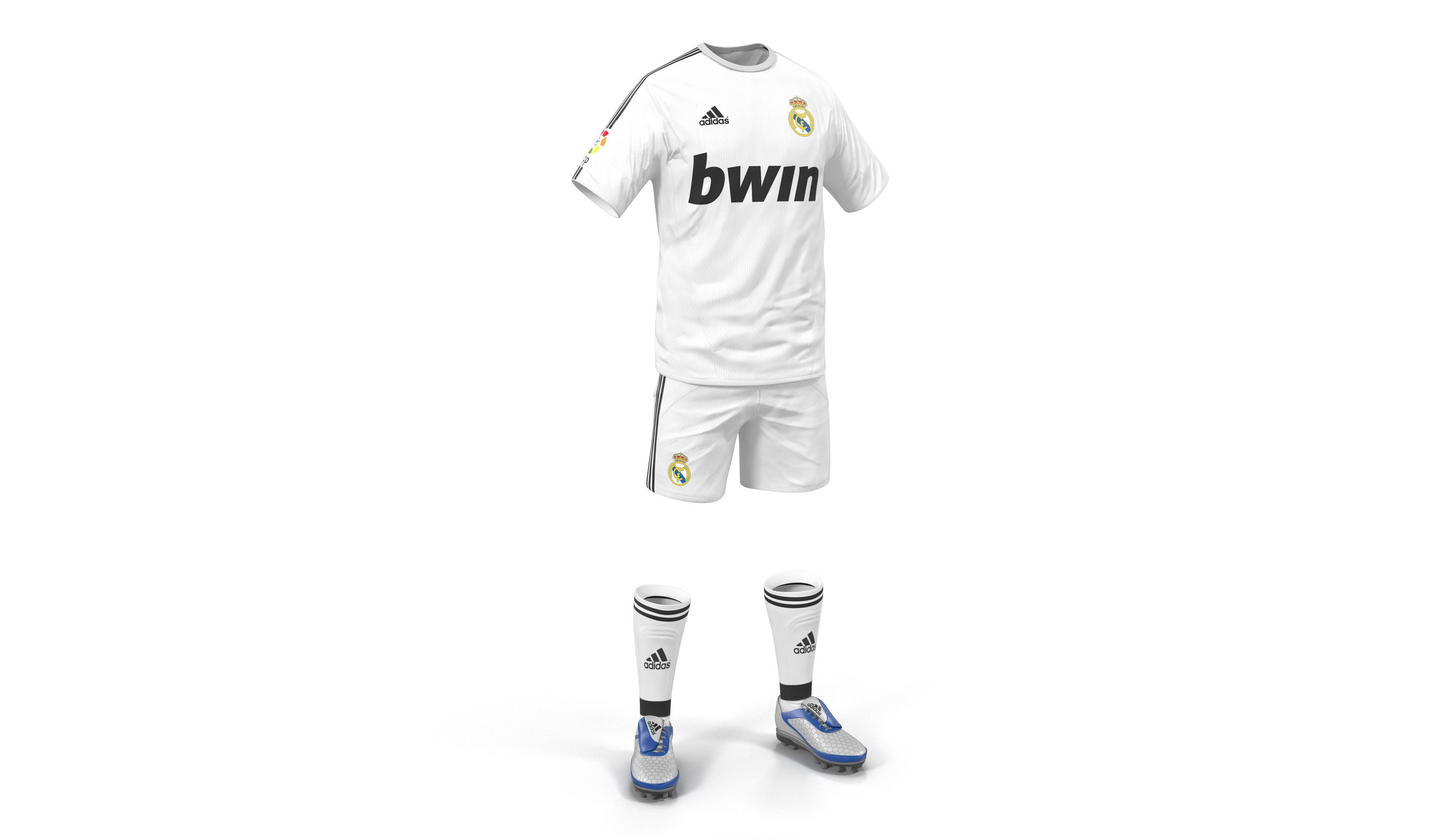 Soccer Clothes Real Madrid