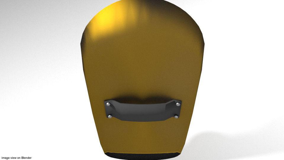 Amazon.com : GLI 70-0018RD-BLK-160 Round Armor Shield Floor Pad ...