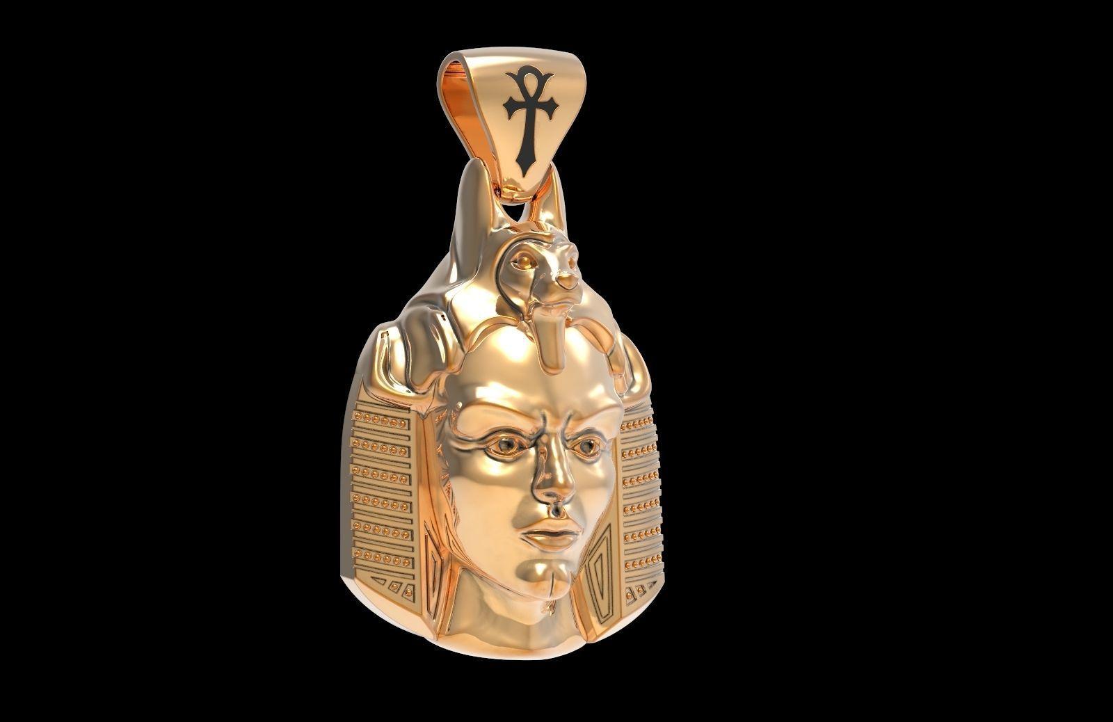 Egypt pendant 1