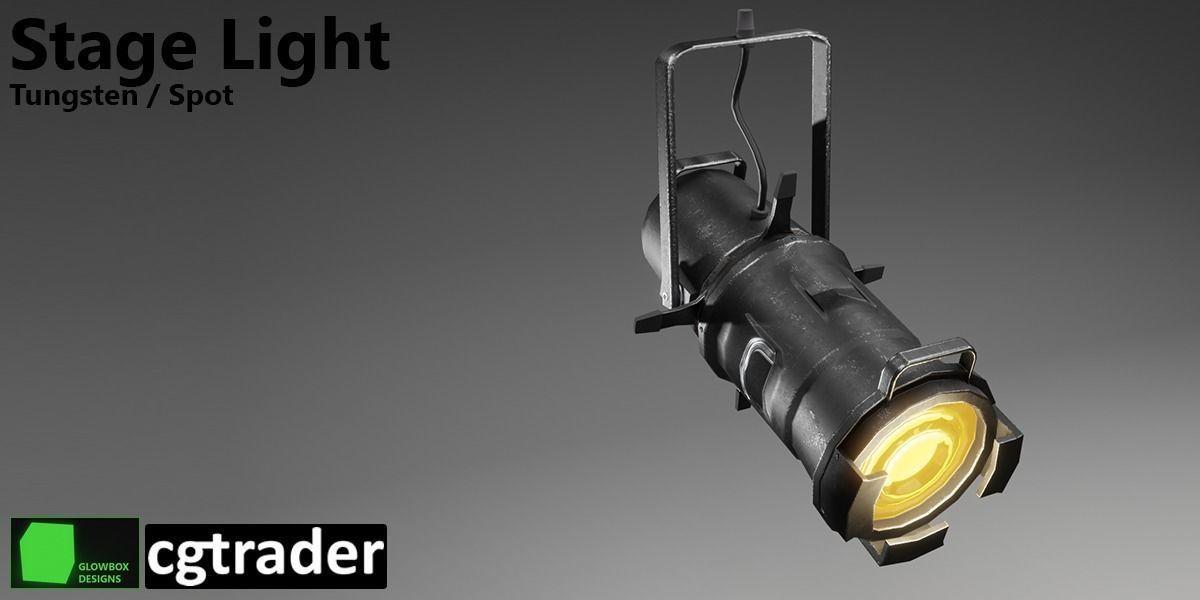 Stage Light Tungsten Spot
