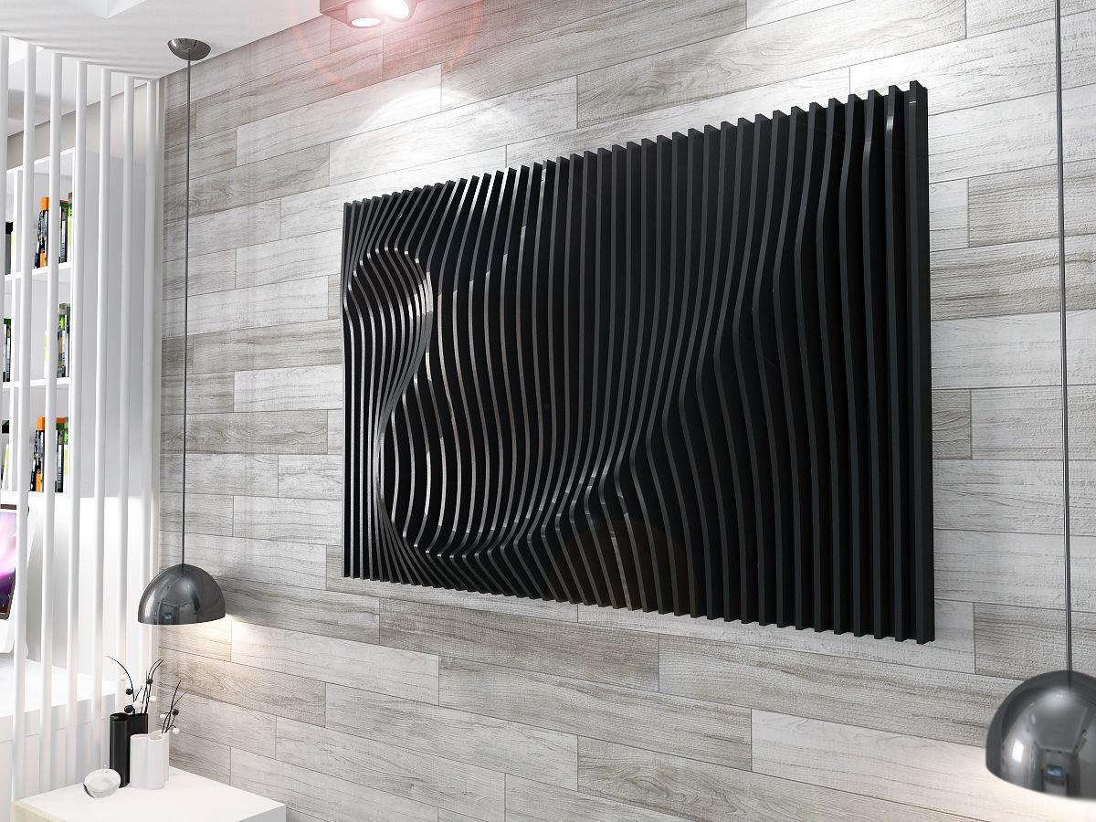 Parametric panel