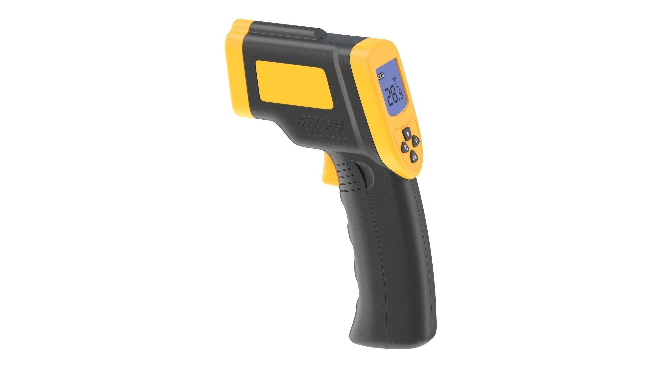 Digital Infrared Laser