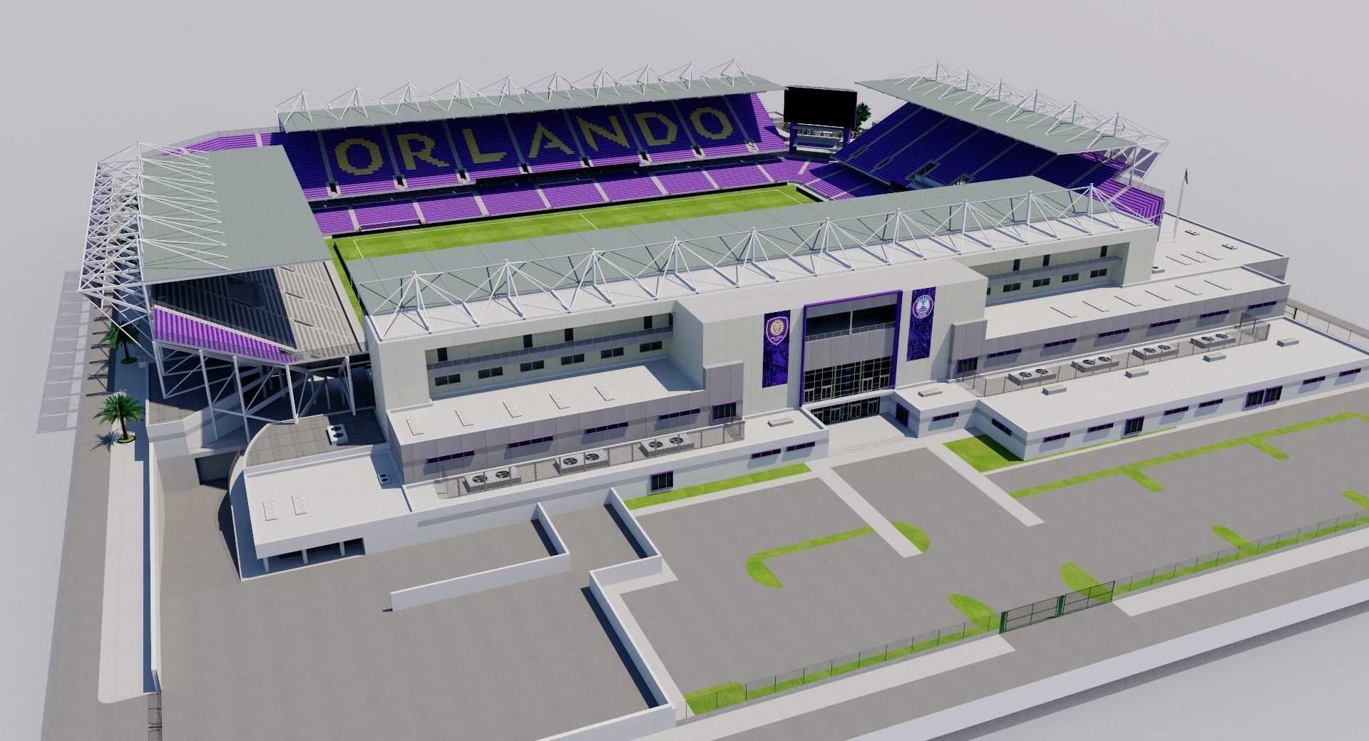 Orlando City Stadium -  Exploria Stadium - Orlando  USA