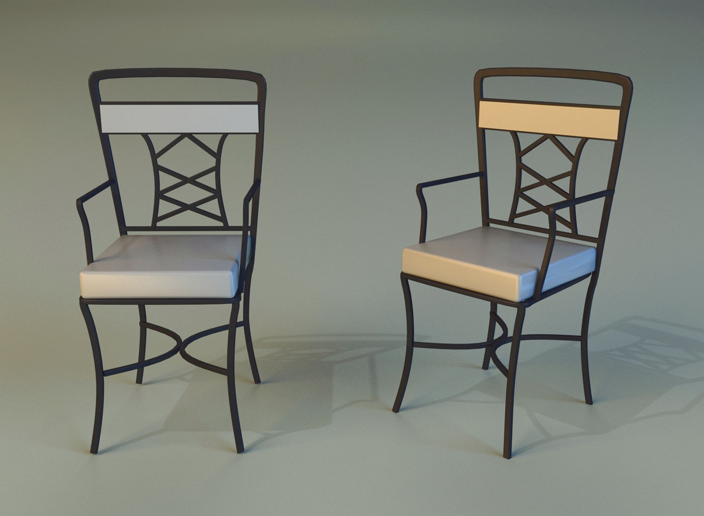 comments 0 chair metal kitchen 3d model metal kitchen chair with