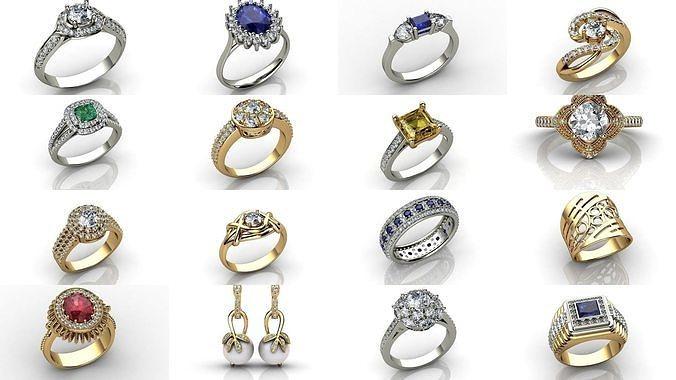 Designer Jewellery Exclusive Collections N11