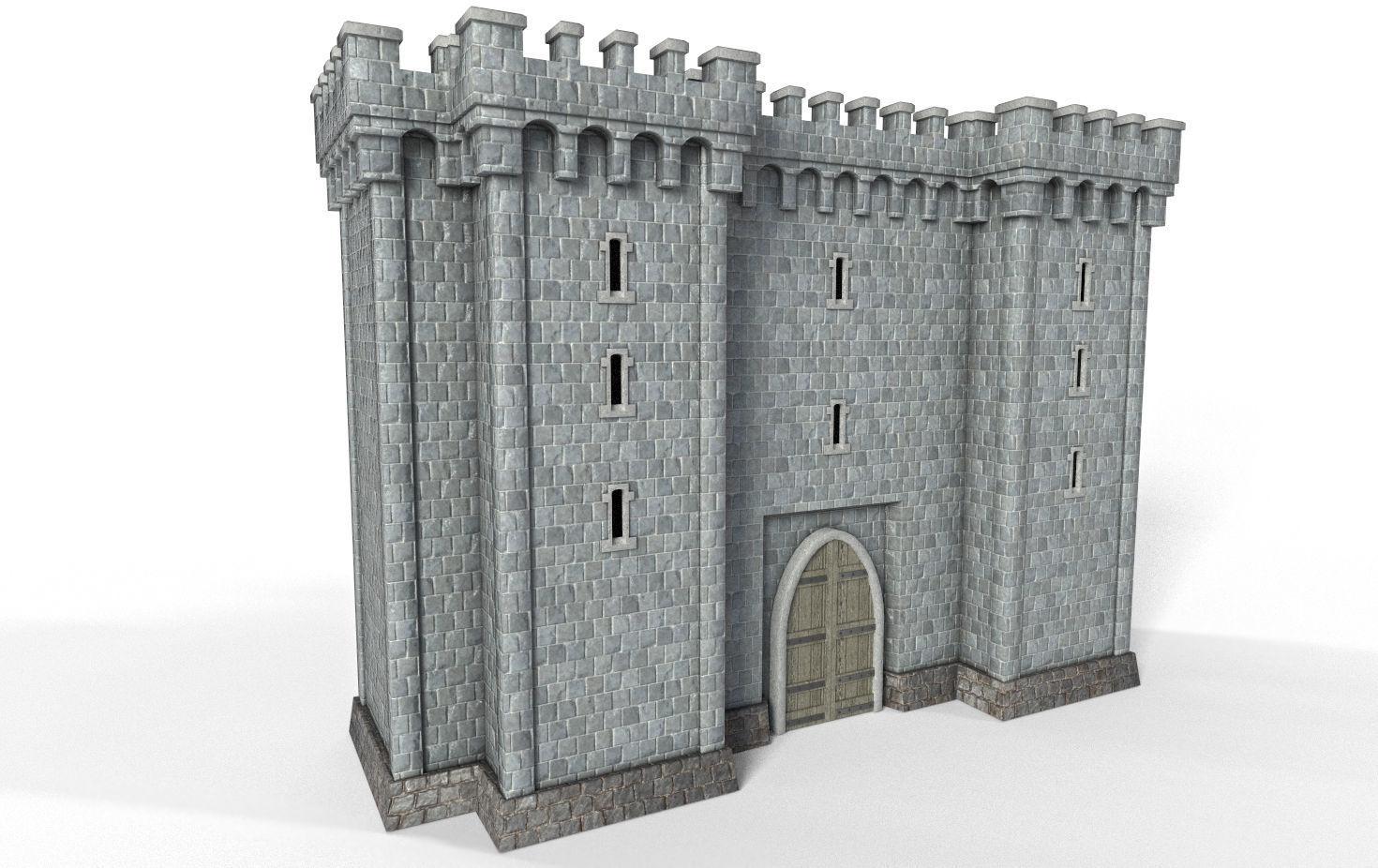 Stone tower v6
