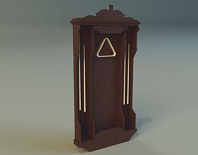 Cabinet cue 3D model