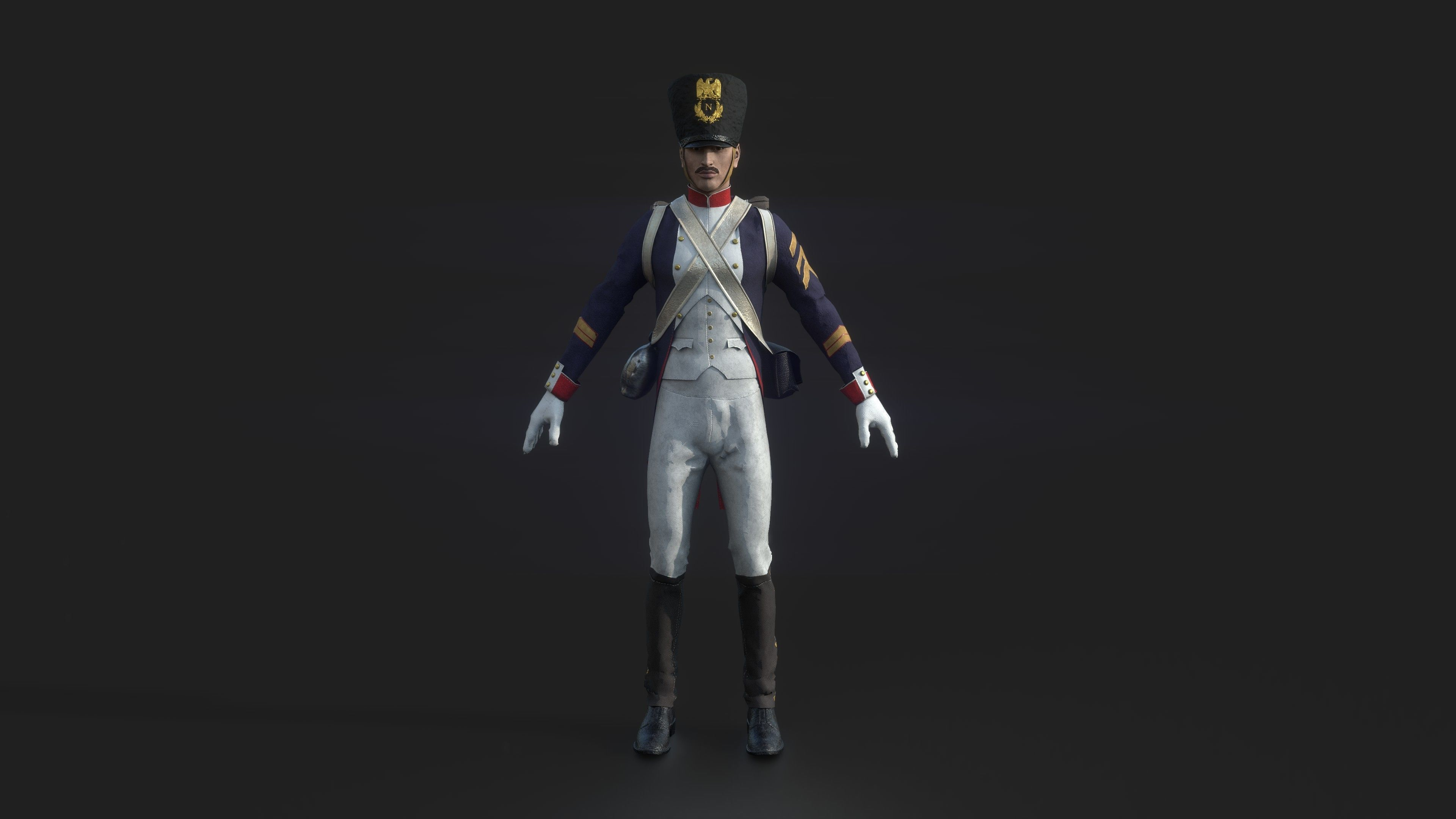 SOLDIER FRENCH