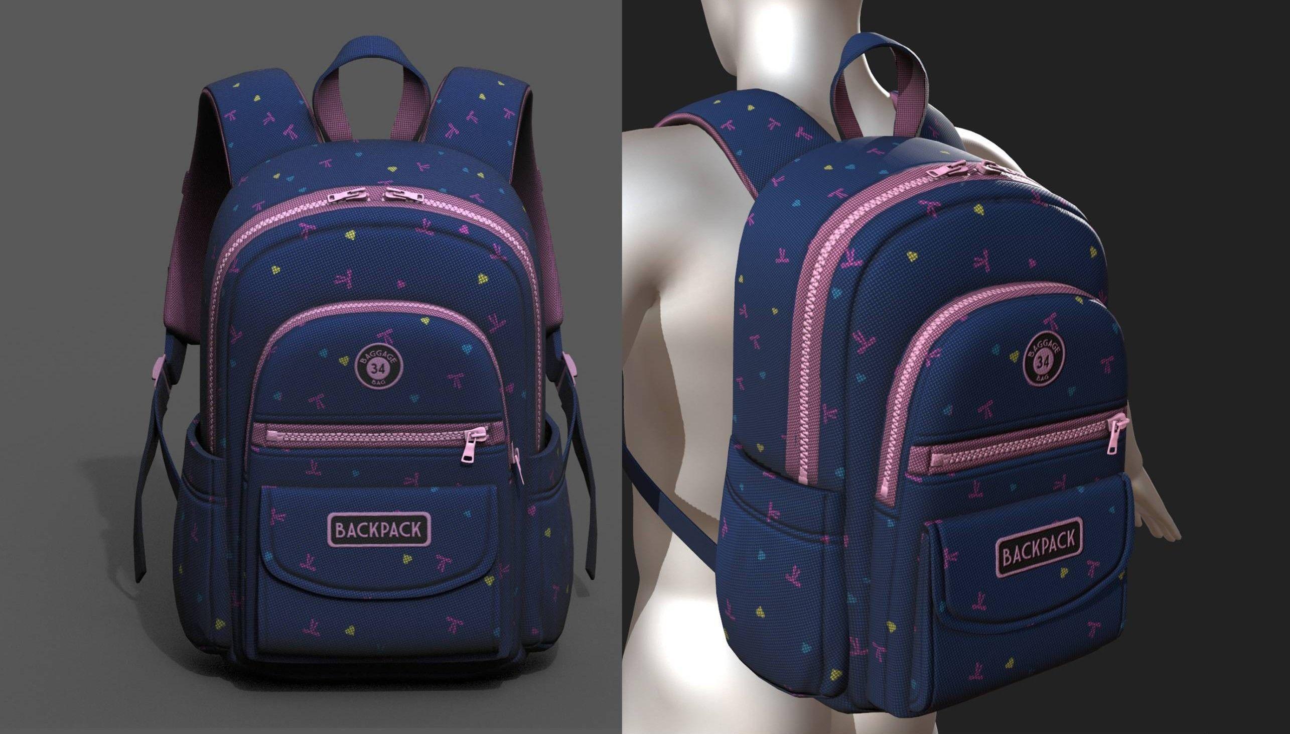 Backpack Camping bag baggage pockets product