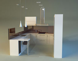kitchen 18 3d