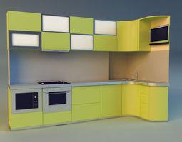 3d kitchen 4