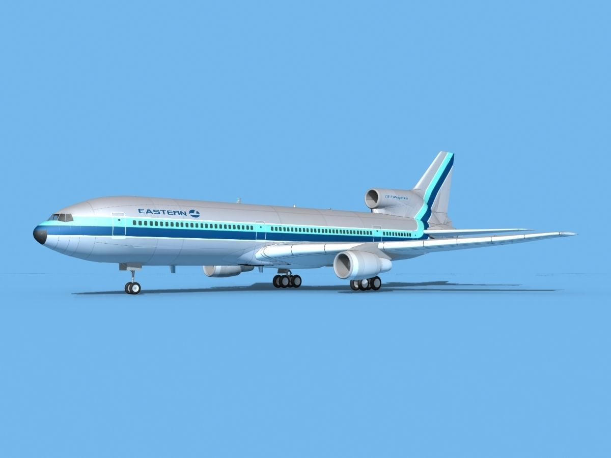 Lockheed L-1011 Eastern Airlines 2