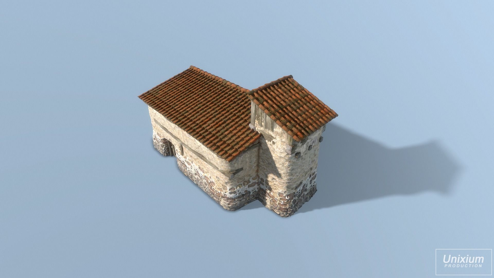 Classic Age Greek House
