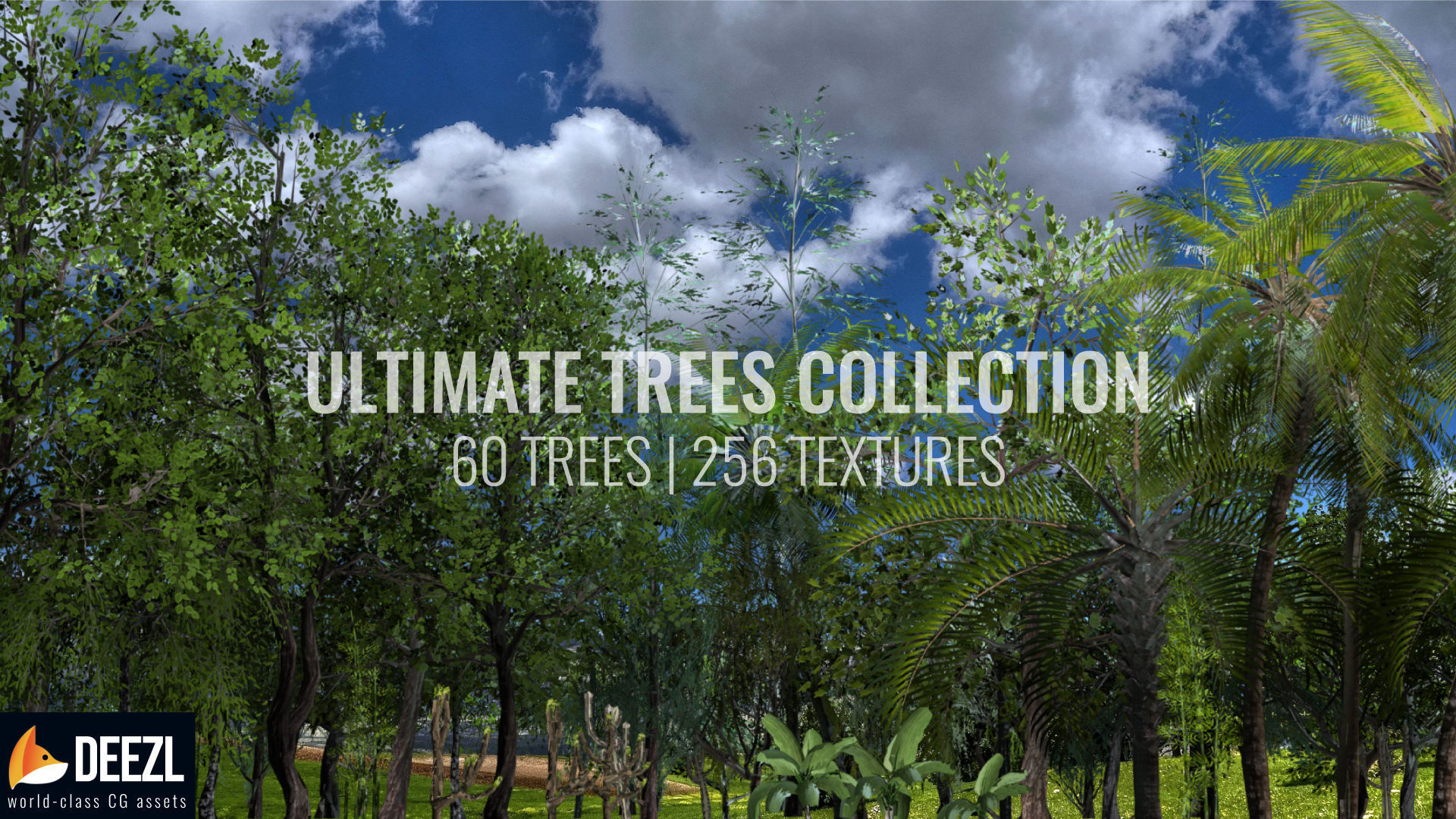 Ultimate Trees Pack