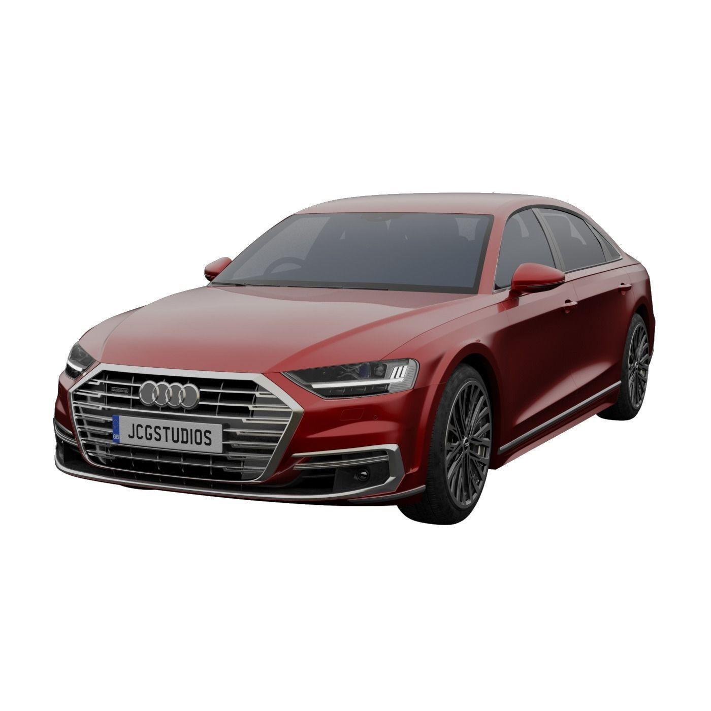 Audi A8L 2020