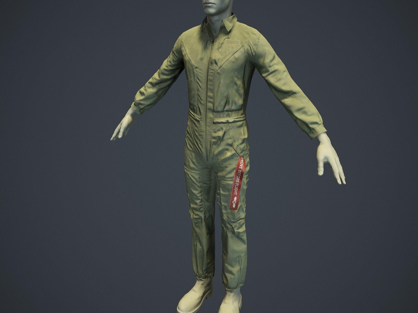 Mechanic Uniform for Games