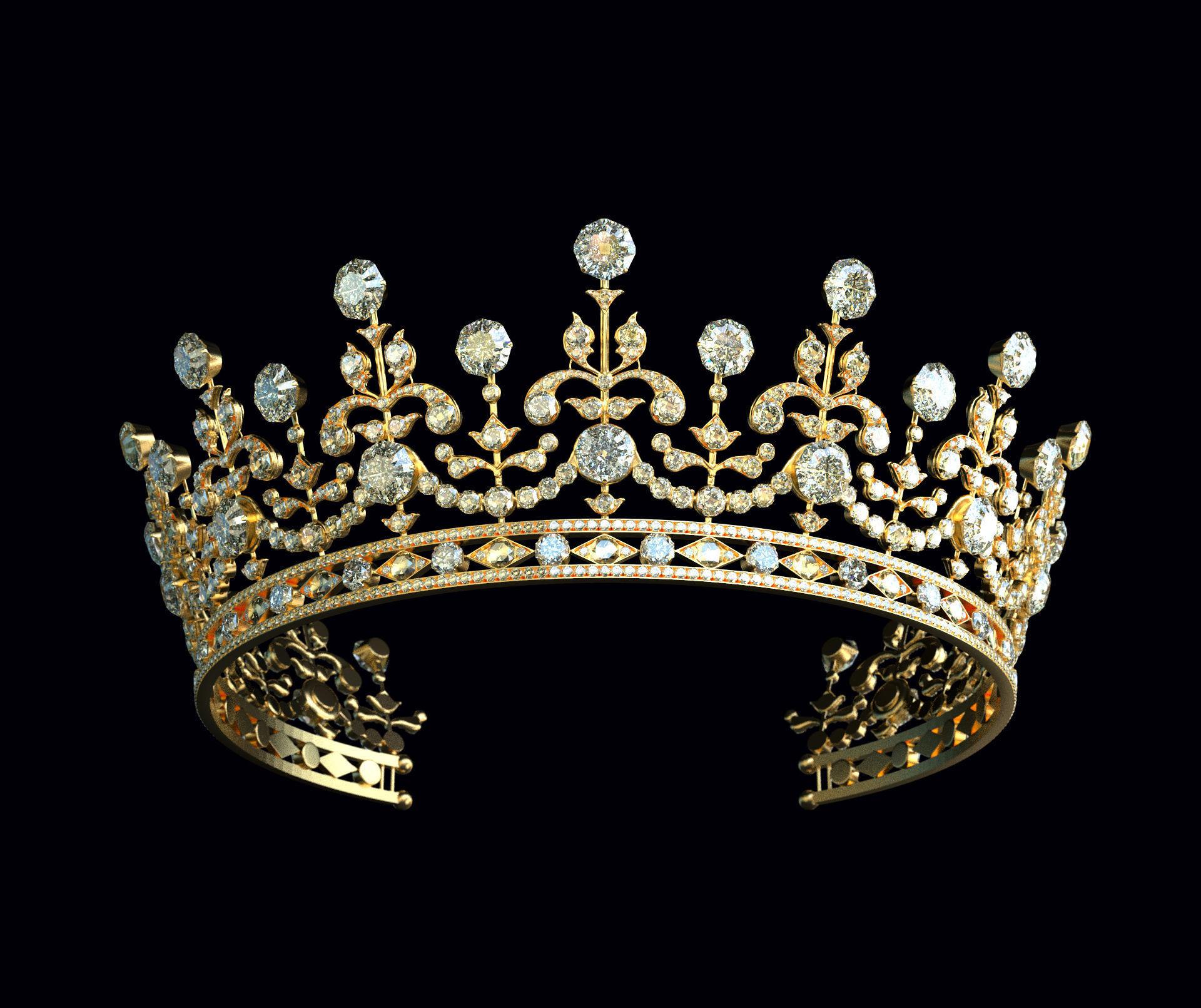 The Queen Elizabeth II Tiara Girls of Great Britain and Ireland