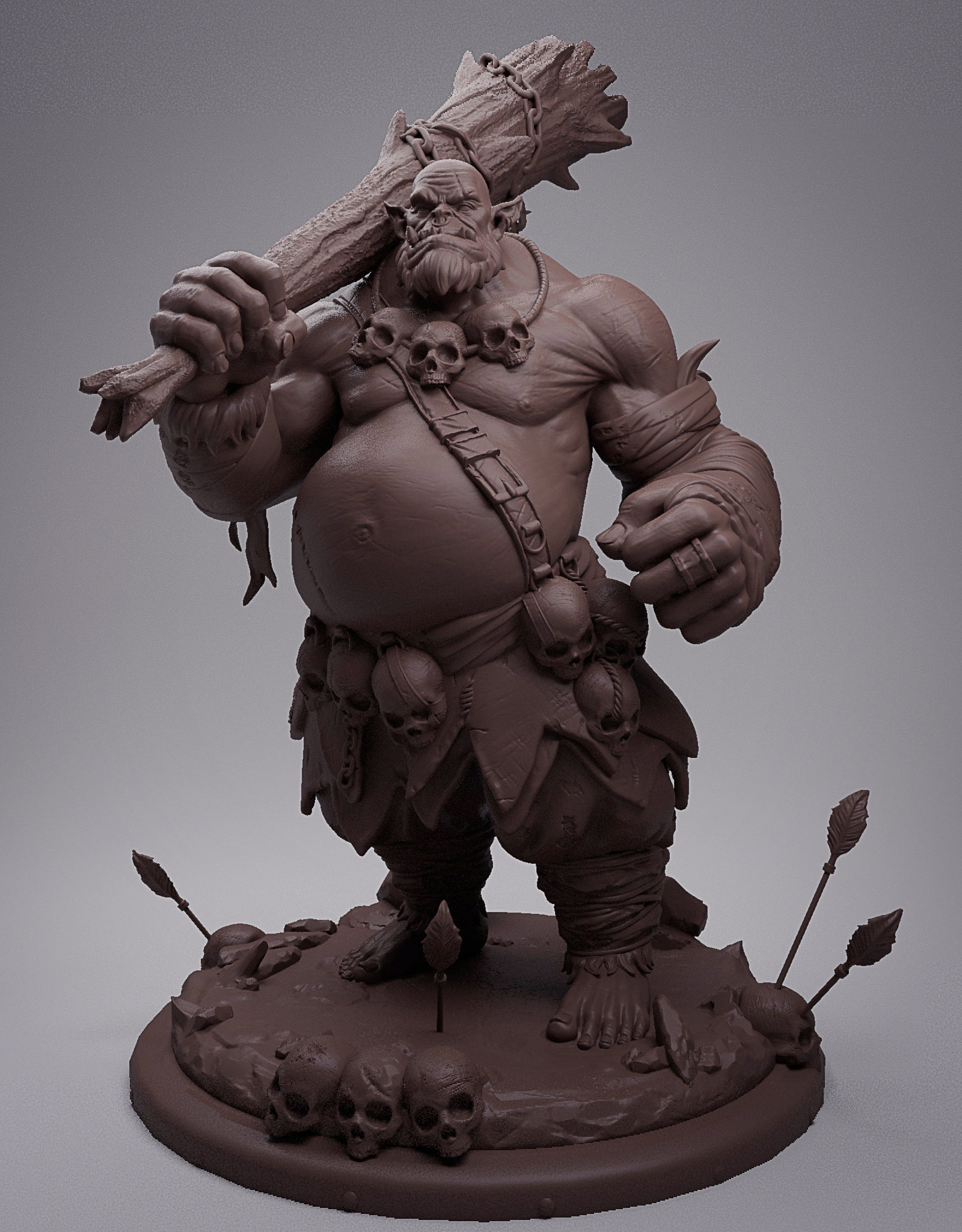 Orc Collectible