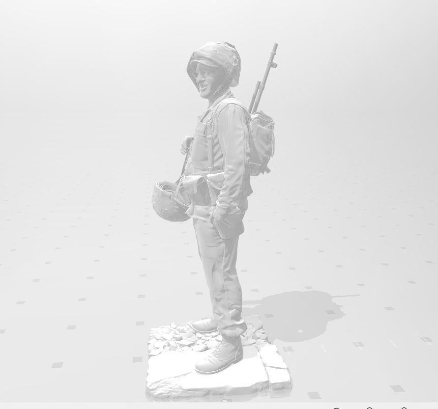 Soldat US Marine 1945