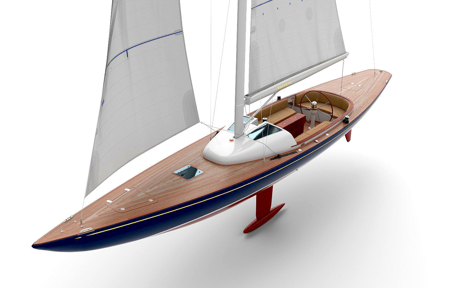 yacht Eagle 44