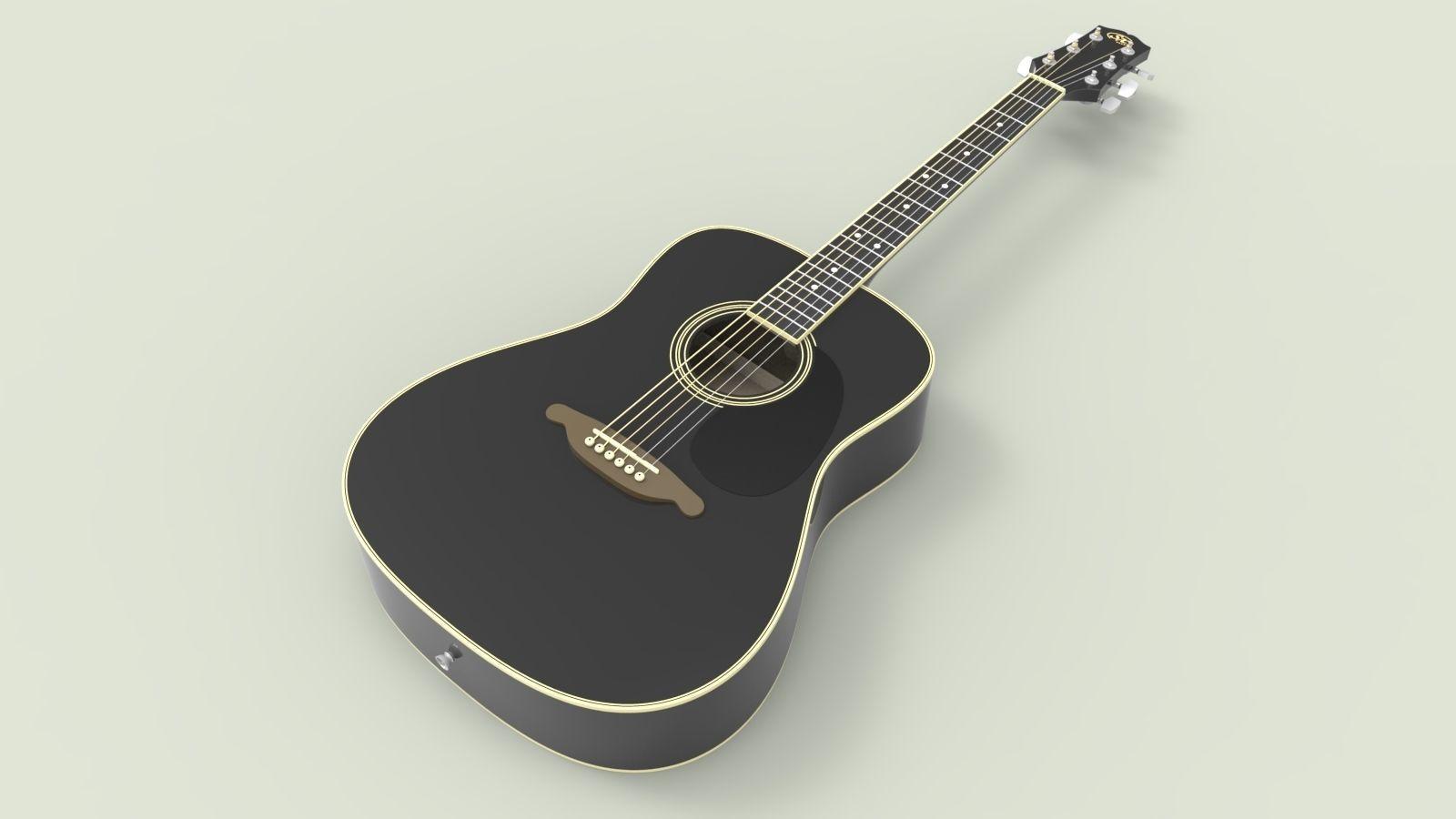 Acoustic guitar  SX