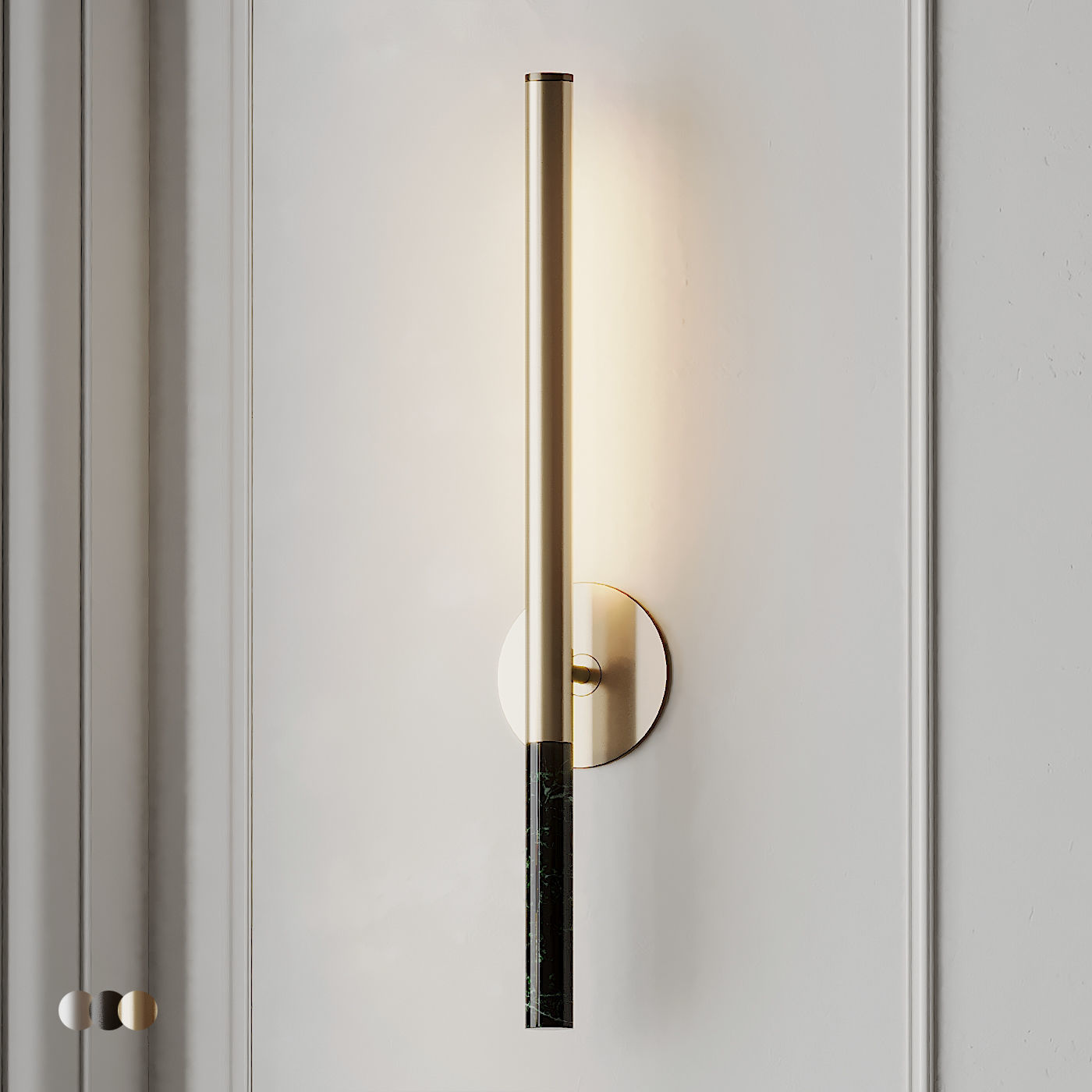 Formation Wall Sconce by Jonathan Ben-Tovim