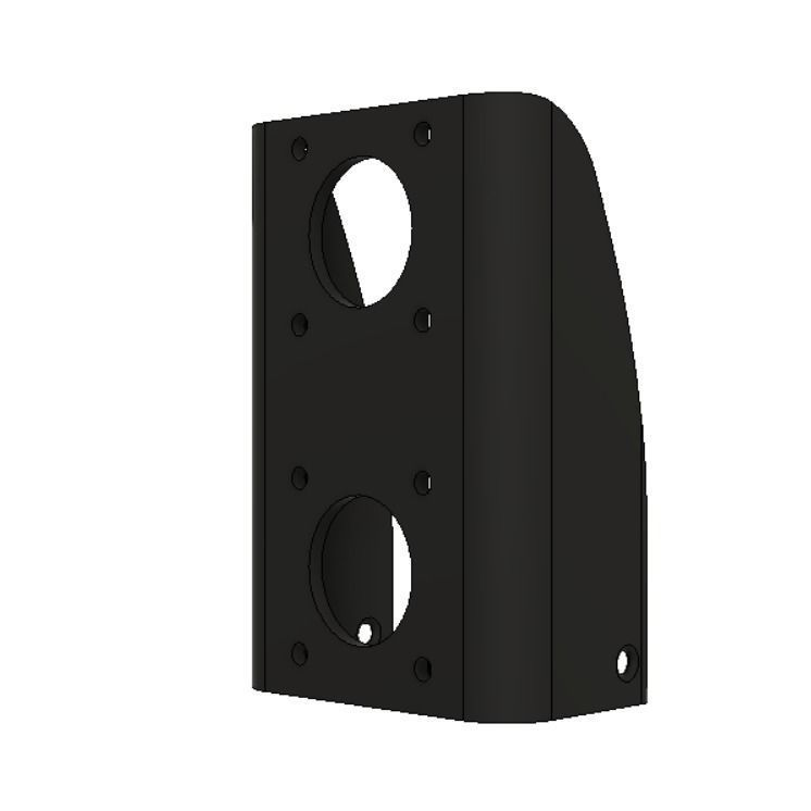 DUAL EXTRUDER MOUNT ANYCUBIC MEGA