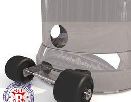3D model Gas patio heater 12
