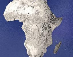 3D model AFRICA 2